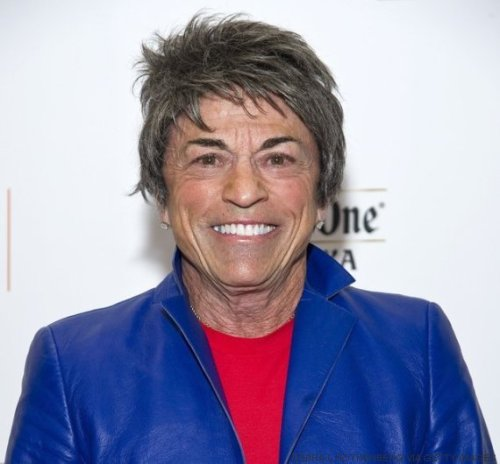 NEW YORK, NY - JUNE 01:  Rita Mae Brown arrives at the 27th Annual Lambda Literary Awards at The Great Hall at Cooper Union on June 1, 2015 in New York City.  (Photo by Debra L Rothenberg/Getty Images)