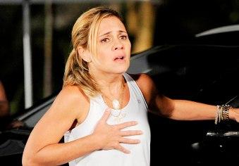 Adriana Esteves como Carminha
